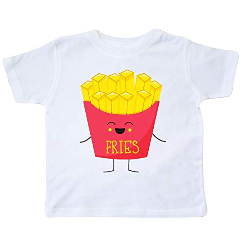 French Fry Costumes Baby - inktastic French Fries Costume Toddler T-Shirt