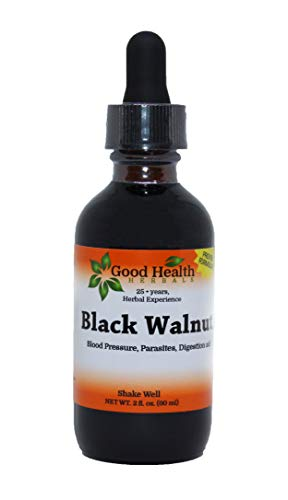 Black Walnut - Good Health Herbals - Herbal Extract 2 ()