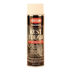 (Krylon Industrial Rust Tough 09092 White Matte Acrylic Enamel Paint - 20 oz Aerosol Can - R00909 [PRICE is per CAN])