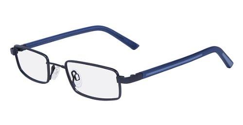 885c19c58a1 Amazon.com  Flexon Flexon Kids 117 Eyeglasses 446 Twin Blues Demo 44 ...