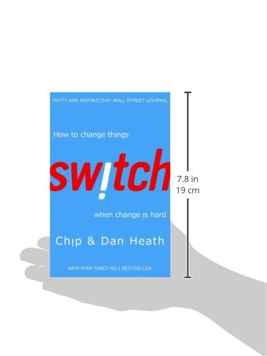 buy switch how to change things when change is hard book online at