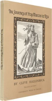 The Journey of Fray Marcos De Niza (English and Spanish Edition)
