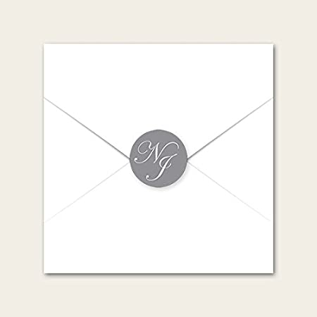 5 x Handmade C6 Wedding Invitations Vintage Shabby Rustic Button