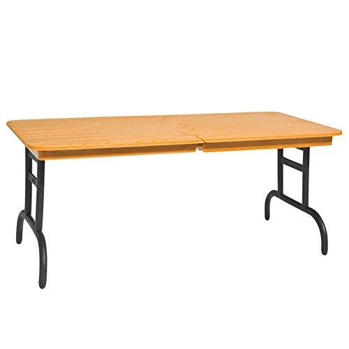 Brown Breakable Table for WWE Jakks Mattel Wrestling Action Figures
