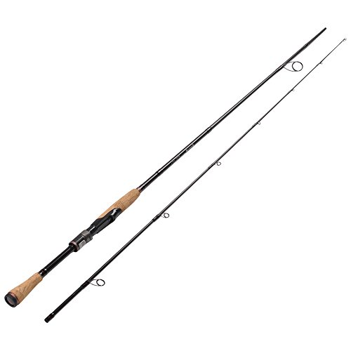 Fiblink Graphite Spinning Fishing Rod 7 39 Portable Spinning