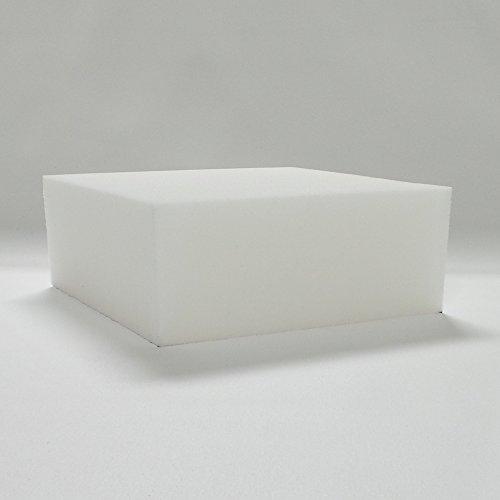 5 inch Soy Based Ultra High 2.4 Density Upholstery Foam - 24 x 80 x 5 inch by Carolina Custom Foam