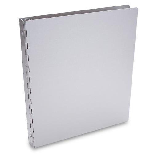 Pina Zangaro Machina Aluminum 3-Ring Binder, 1/2-Inch Capacity (36307) (Binder Presentation Recycled)
