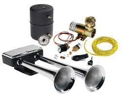 Hadley Horns H00961EA Bully Series Horn (Hadley Parts Air Horn)