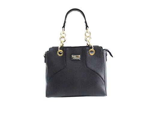 Borsa donna modello shopping a mano Regina Schrecker 172010-1 nero