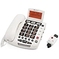 CLEAR ONE Amplified SOS Alert Phone / CLS-CSC600ER /