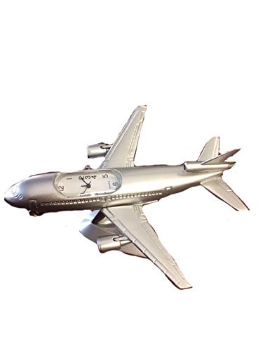 (Sanis Enterprises Jet Airplane Clock,)