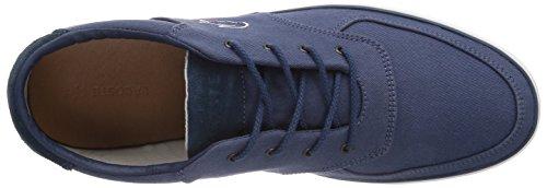 Lacoste GLENDON 11 - zapatilla deportiva de lona hombre azul - Blau (DK BLU 120)