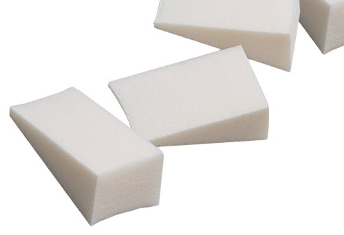 Artist's Choice Makeup Sponge Mini Applicator Wedges (500 Count)
