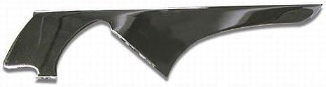 Yana Shiki SCS302CH Chrome Billet Windowed Unengraved Stator Cover for Suzuki GSX-R 600