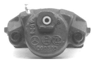 Unloaded Brake Caliper AA1192114 Cardone 19-2114 Remanufactured Import Friction Ready