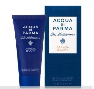 Acqua di Parma Blu Mediterraneo Arancia di Capri 07. Fl.oz. / 20ml Shower Gel (Blu Mediterraneo Arancia Di Capri)