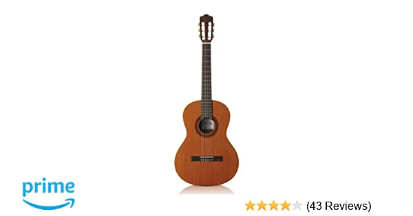 ba97481eea0 Amazon.com: Cordoba Cadete 3/4 Size Acoustic Nylon String Classical ...