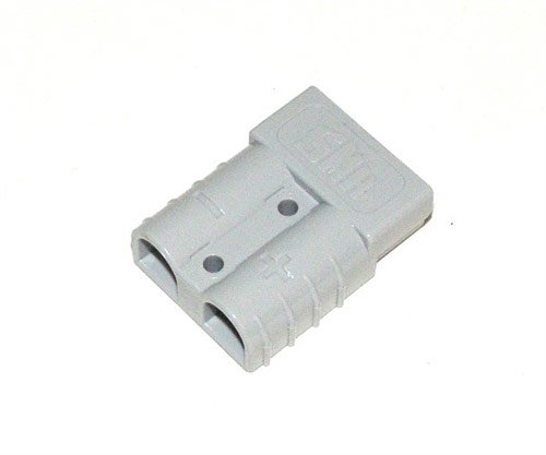 Anderson SB50 50 Amp Connector Gray Housing / 10 12g Contacts Included