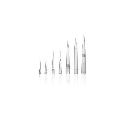 Scilogex 17400025 MicroPette Universal Pipette Tip, 1000-5000 uL Volume, Clear, Bulk (Pack of 100)