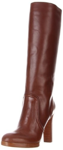 KORS Michael Kors Women's Aila Boot,Mocha,6.5 M US