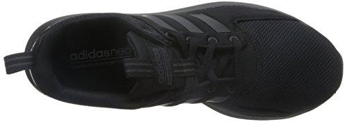 adidas Herren Cloudfoam Lite Racer Laufschuhe Mehrfarbig (Core Black/core Black/utility Black F16)