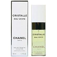 Chánel Cristálle Eáu Vérte Perfumé For Women 3.4 oz Eau De Toilette Concentree Spray