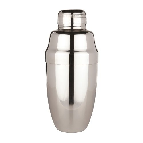 Viski Professional Heavyweight Stainless Steel Cocktail Shaker