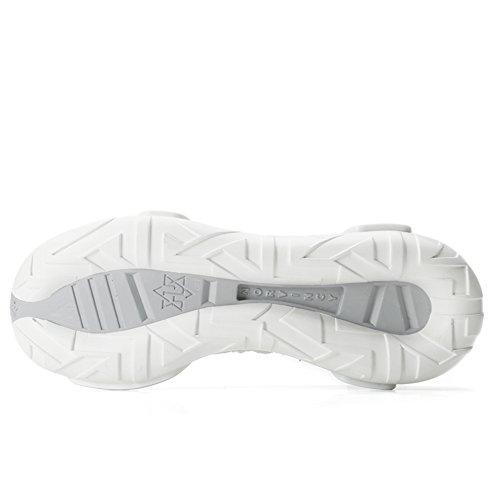 Moda Casual Dress Bianca Scarpe All'aperto Maschile Personalità Autunno Slip Bianco Alpinismo On Sport YxxqSw1