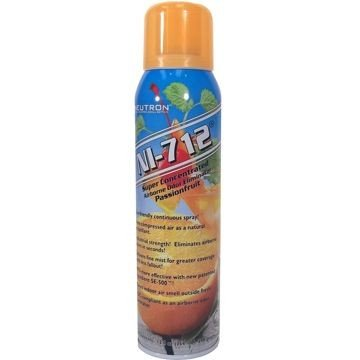 NI-712 Odor Eliminator, Passionifruit Citrus, Continuous Spray