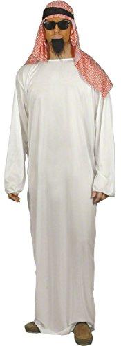 Arab Fancy Dress Costume Mens Size 38-40 S (Egyptian)
