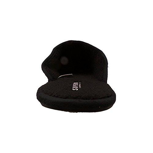 Pantoufles Superdry Mule Classique Homme Noir Charbon