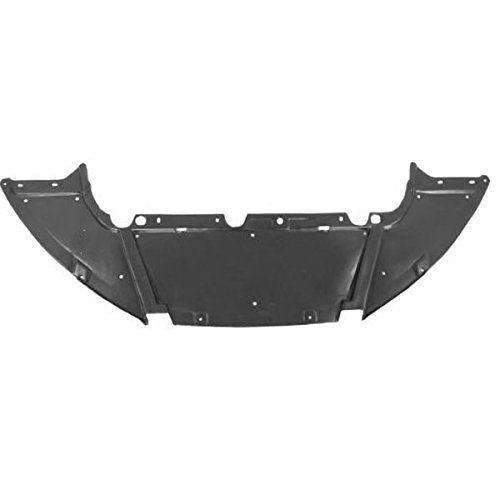 Koolzap For 12-14 Focus Sedan Front Engine Splash Shield Under Cover/Air Deflector FO1228119 ()