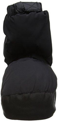 Bloch Warm Up Bootie, Unisex Adulto Stivali Neri (nero)