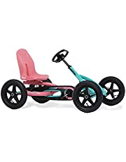BERG Skelter Buddy Lua |Met luchtbanden en vrijloop, Kindervoertuig, Zekerheid en Stabiliteit, Kinderspeelgoed geschikt voor kinderen van 3-8 jaar