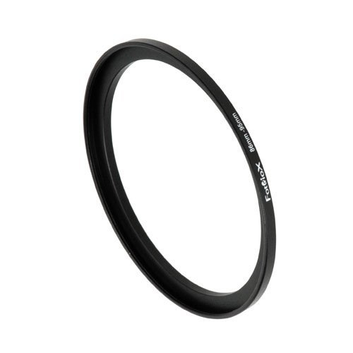Fotodiox Metal Step Up Ring Filter Adapter, Anodized Black Aluminum 86mm-95mm, 86-95 mm