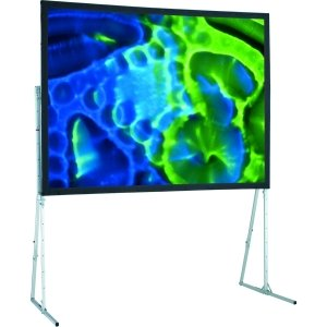 Draper Ultimate Folding Screen Portable Projection Screen - 10 ft x 10 ft - CineFlex CH1200V - 170