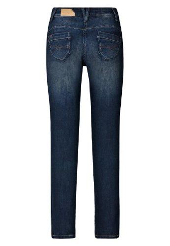 jeans VICTORIA X push BASIC Dark up Million Femme Blue qawRfR6