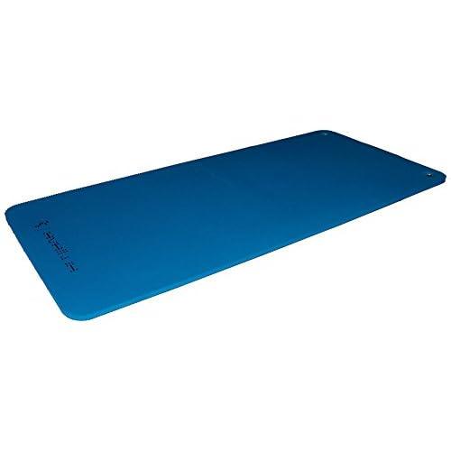 Sveltus Tapis Confort bleu avec oeillets