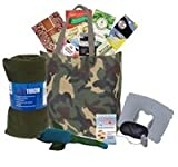 The Big Queasy Cancer Gift for Men - Camo Tote