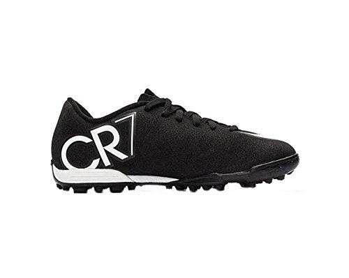 Botas Nike Mercurial Vortex II CR TF -Negro-: Amazon.es: Deportes y aire libre