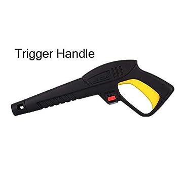 Trigger Handle Crazywind Alto Idropulitrice Trigger Pistole//Turbo//Variabile Lancia Spray Ugelli