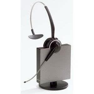 GN Netcom 9120 Wireless Headset with SoundTube Boom and Remote Lifter (Premium Package)