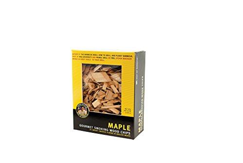 - Steven Raichlen Best of Barbecue Wood Chips / 143 cu.in. - Maple - SR8149