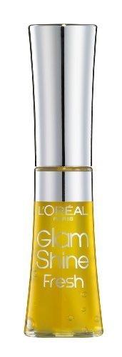 Glam Shine Fresh Lip Gloss by L'Oreal Paris 601 Aqua Lemon Tonic by L'Oreal Paris (English Manual)