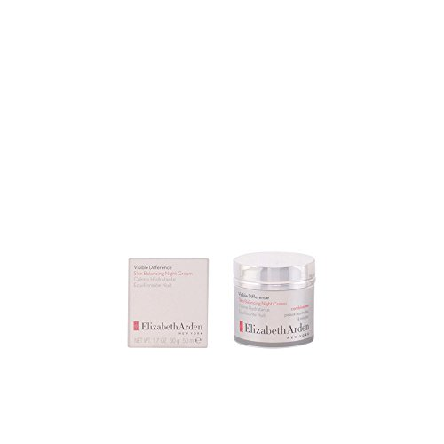 Elizabeth Arden Visible Difference Skin Balancing Night Cream for Combination Skin, 1.7 Fluid Ounce