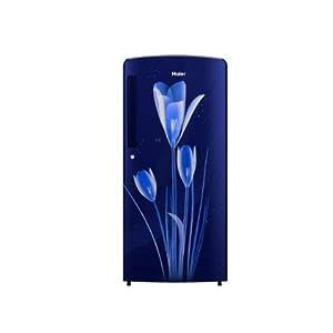 Haier 192 L 3 Star Direct-Cool Single Door Refrigerator (HRD-1923CML-E, Marine Lily)