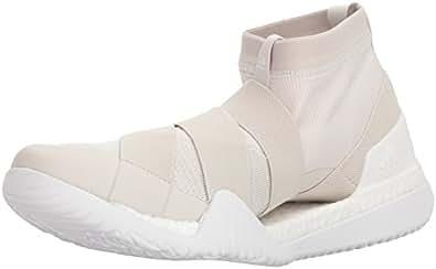 adidas Originals Women's Pureboost X TR 3.0 LL Cross Trainer, Chalk Pearl/Crystal White/White, 5 M US