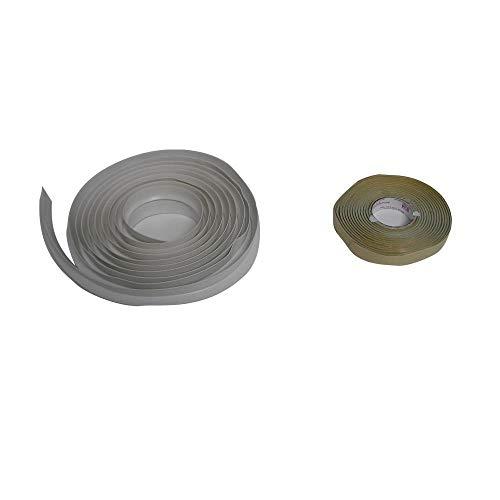 American Standard 751755-100 Universal Tile Bead Kit, Single, White ()