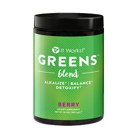 It Works! Greens, 13.5 oz, Berry