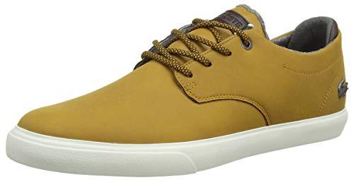 Tan Tb2 Brw 318 Marrone Sneaker Esparre Lacoste 1 Cam Uomo OxwBnvqS